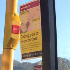 Photo taken at Bus Stop 8511 by Jo B. on 9/24/2014