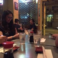 Photo taken at Sushi Toni by Leo P. on 3/15/2015