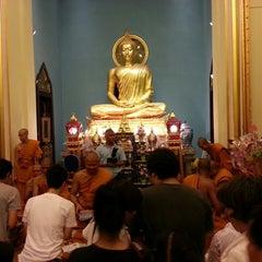 Photo taken at วัดชลประทานรังสฤษฎ์ (Wat Chonprathan Rangsarit) by P S. on 5/13/2014