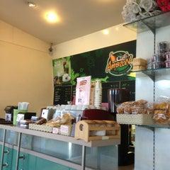Photo taken at Café Amazon (คาเฟ่ อเมซอน) by Joobjang N. on 5/20/2013
