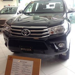 Photo taken at Toyota North Edsa by Tj A. on 8/8/2015
