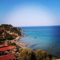Photo taken at Zante Royal Resort by Irina E. on 8/3/2013