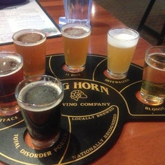 Photo taken at RAM Restaurant & Brewery by Monika K. on 12/23/2012