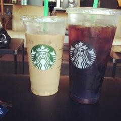 Photo taken at Starbucks by Kaley D. on 7/10/2013