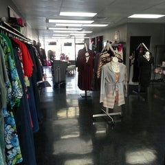 Photo taken at Trade Chic Plus Size Boutique by Ian H. on 1/4/2013