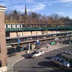 Photo taken at Poughkeepsie Station - Metro North & Amtrak by Laurence B. on 11/25/2011
