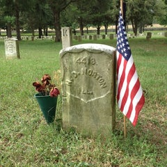 Photo taken at Stones River National Cemetery by Martin R. on 9/29/2012