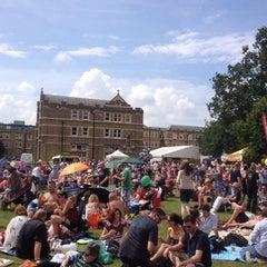 Photo taken at St Mary's University by David A. on 7/20/2014