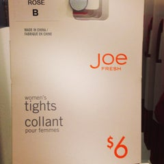 Photo taken at Joe Fresh by Jessica H. on 3/13/2013