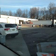Photo taken at FedEx Ship Center by Ericka J. on 12/20/2012