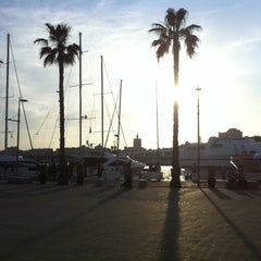 Photo taken at Muelle Uno by Fran R. on 4/21/2013