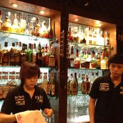 Photo taken at 1920 Restaurant & Bar by Pustoslov N. on 10/16/2012