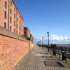 Photo taken at Albert Dock by Ekaterina B. on 4/29/2013