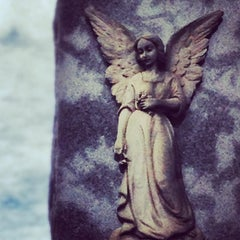 Photo taken at Lafayette Cemetery No. 1 by Nicole M. on 11/11/2012