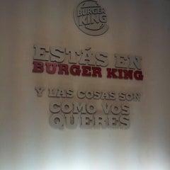 Photo taken at Burger King by Daniel Z. on 7/7/2013