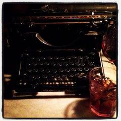 Photo taken at Hemingway's Lounge by Roger C. on 1/12/2013