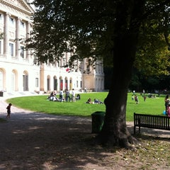 Photo taken at Giardini di Villa Reale by Gerry C. on 10/7/2012