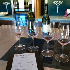 Photo taken at Linne Calodo Cellars by Harley C. on 7/10/2014