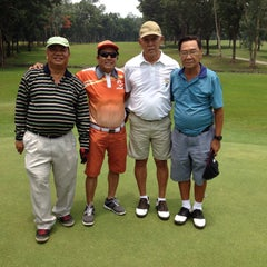 Photo taken at Camp Aguinaldo Golf Club by Bert A. on 6/7/2015