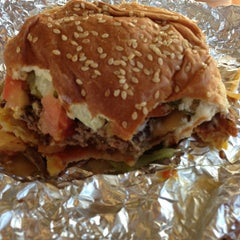 Photo taken at Five Guys by Dale H. on 5/27/2013