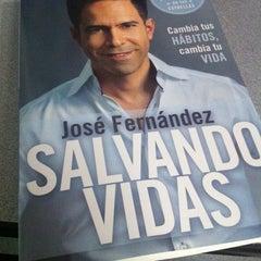 Photo taken at Libreria Internacional Plaza Mayor by AnaLu M. on 1/22/2014