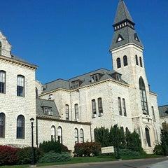 Photo taken at Kansas State University by Bob S. on 10/25/2014