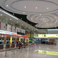 Photo taken at Terminal Bersepadu Selatan (TBS) / Integrated Transport Terminal (ITT) by Amer EL P. on 12/18/2012