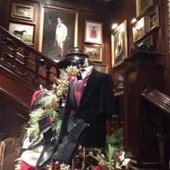 Photo taken at Ralph Lauren Men's by Galinka on 12/16/2012