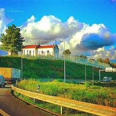 Photo taken at A7 (Saída de V. N. Famalicão) by Mário O. on 10/29/2012