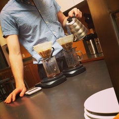 Photo taken at Ristretto Roasters by AG J. on 5/18/2013