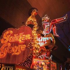 Photo taken at Las Vegas Club Hotel & Casino by Bryan W. on 3/26/2013