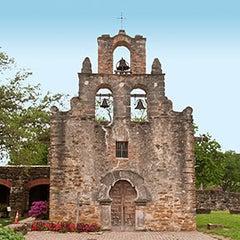 Photo taken at San Antonio Missions National Historical Park by Visit San Antonio on 12/17/2015