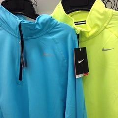 Photo taken at Nike Outlet by Kevin B. on 2/1/2015