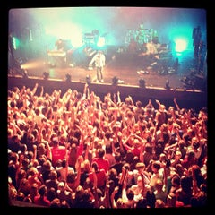 Photo taken at House of Blues by Katie J. on 10/23/2012