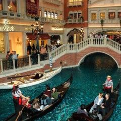 Photo taken at Venetian Resort & Casino by Kris K. on 6/10/2013
