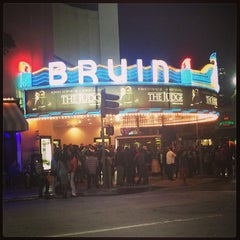 Photo taken at Bruin Theater by Zulma A. on 10/24/2014