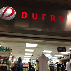 Photo taken at Dufry Shopping by Claudinha C. on 6/1/2014
