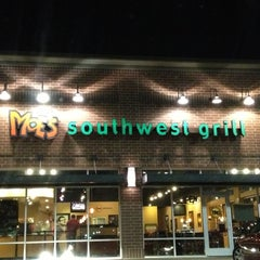 Photo taken at Moe's Southwest Grill by Rick C. on 12/12/2012
