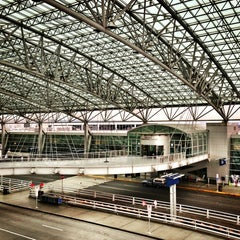 Photo taken at Portland International Airport (PDX) by Olly on 2/11/2013