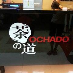 Photo taken at Ochado 茶道 @ Chong Pang by Malcolm U. on 10/18/2013
