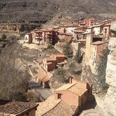 Photo taken at El Rincón del Chorro by Irina F. on 3/15/2014