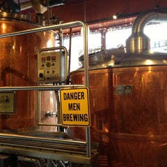 Photo taken at Fegley's Bethlehem Brew Works by Justin N. on 12/2/2012