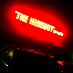 Photo taken at Hideout Pub by Mike M. on 2/7/2013