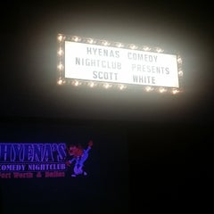 Photo taken at Hyena's Comedy Club by Shane H. on 5/17/2015