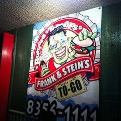 Photo taken at Frank & Stein's by Alex P. on 11/19/2012