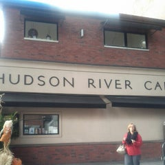 Photo taken at The Hudson River Cafe by Elethia M. on 11/4/2012