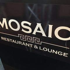 Photo taken at Mosaic Restaurant & Lounge - Four Points By Sheraton by Robert R. on 7/26/2015