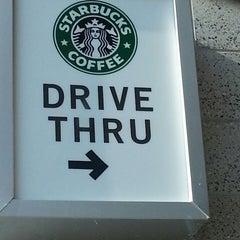 Photo taken at Starbucks by Darryl N. on 4/1/2013
