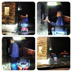 Photo taken at Dairy Queen by Carlee R. on 10/25/2012