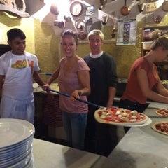 Photo taken at La Focaccia by Anastasia G. on 5/16/2014